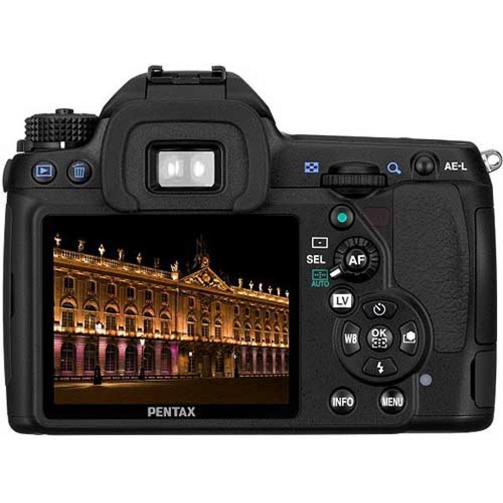 Цифровой фотоаппарат Pentax K-3 + DA 18-135 mm WR (15540) изображение 2