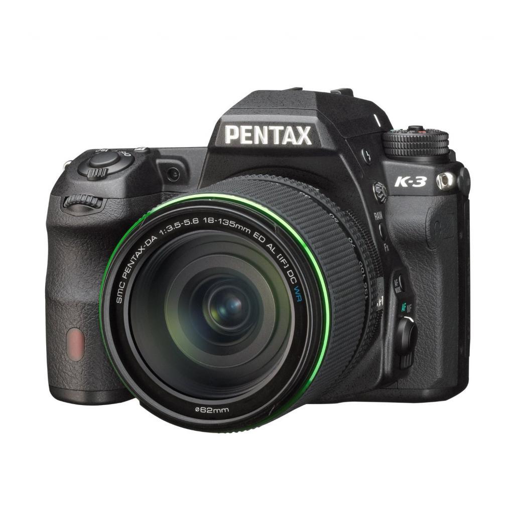 Цифровой фотоаппарат Pentax K-3 + DA 18-135 mm WR (15540)