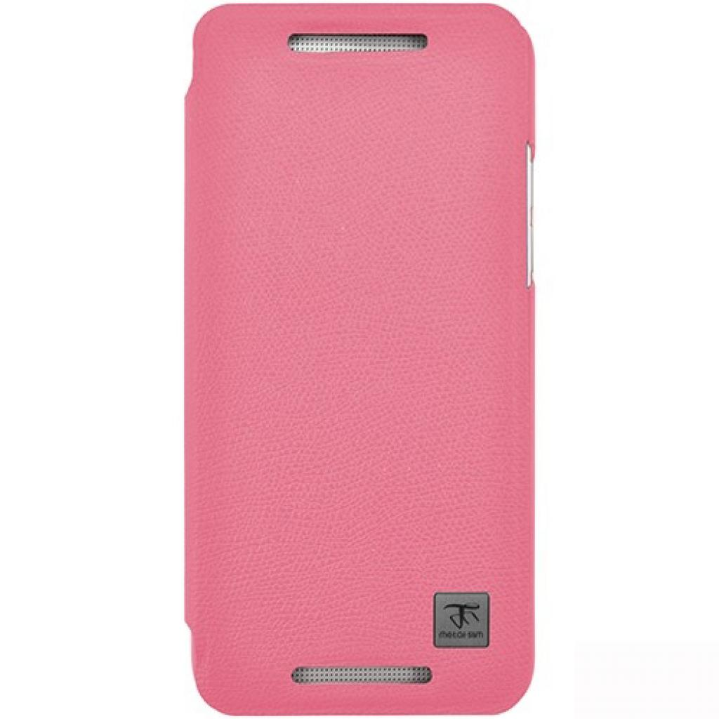 Чехол для моб. телефона Metal-Slim HTC One Mini /Classic U Pink (L-H0030MU0005)
