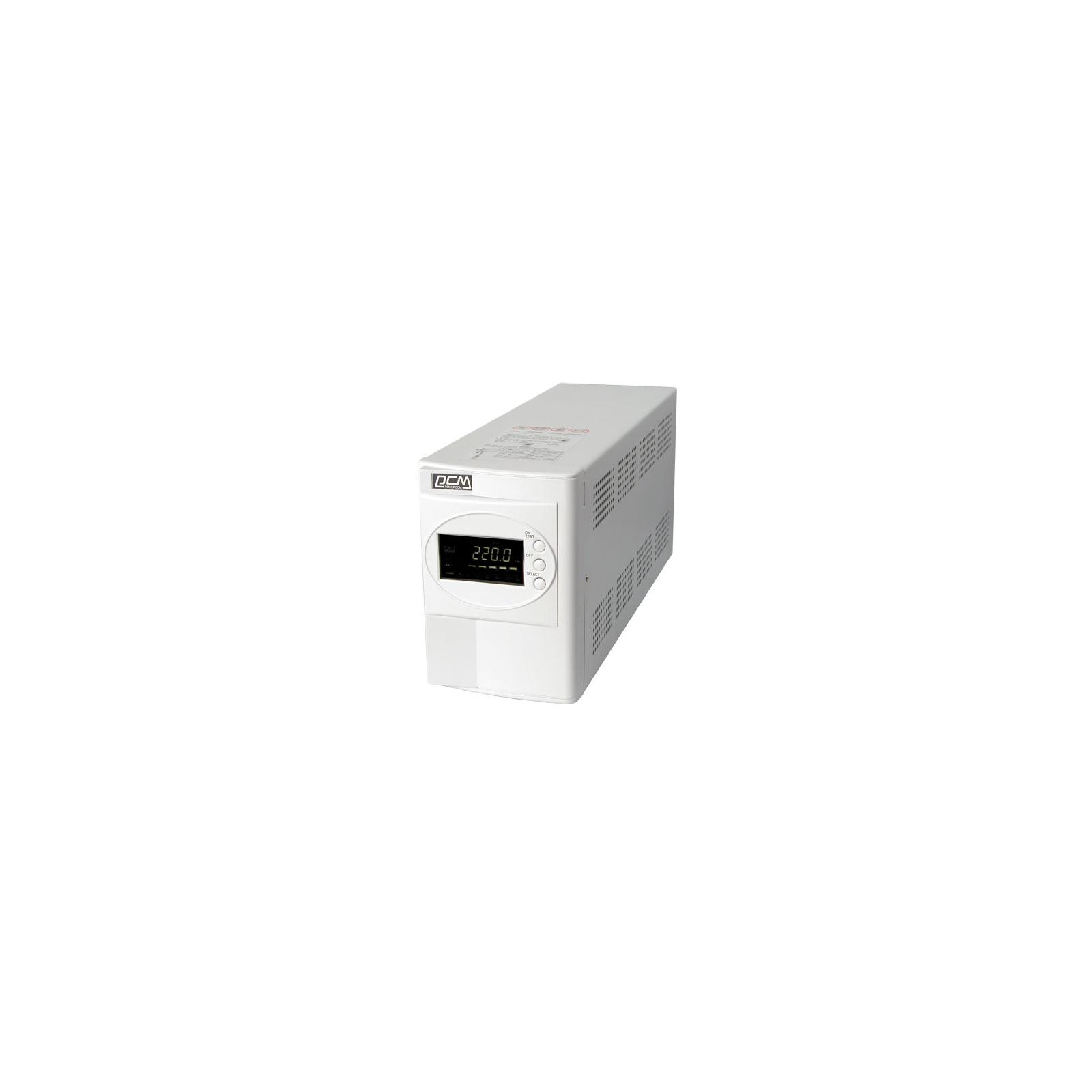 Источник бесперебойного питания Powercom SXL-1000A-LCD (SXL-1K0A-6GC-2440)