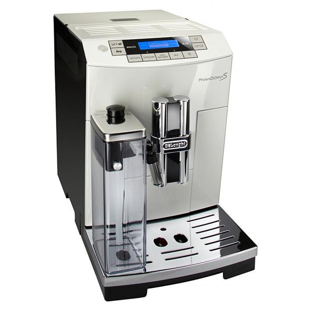 Кофеварка DeLonghi ECAM26.455.WB изображение 2