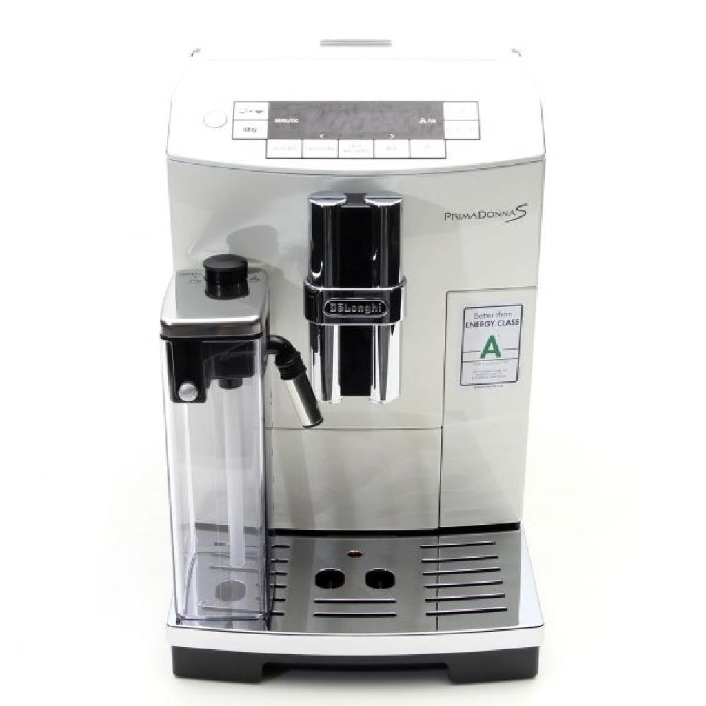 Кофеварка DeLonghi ECAM26.455.WB