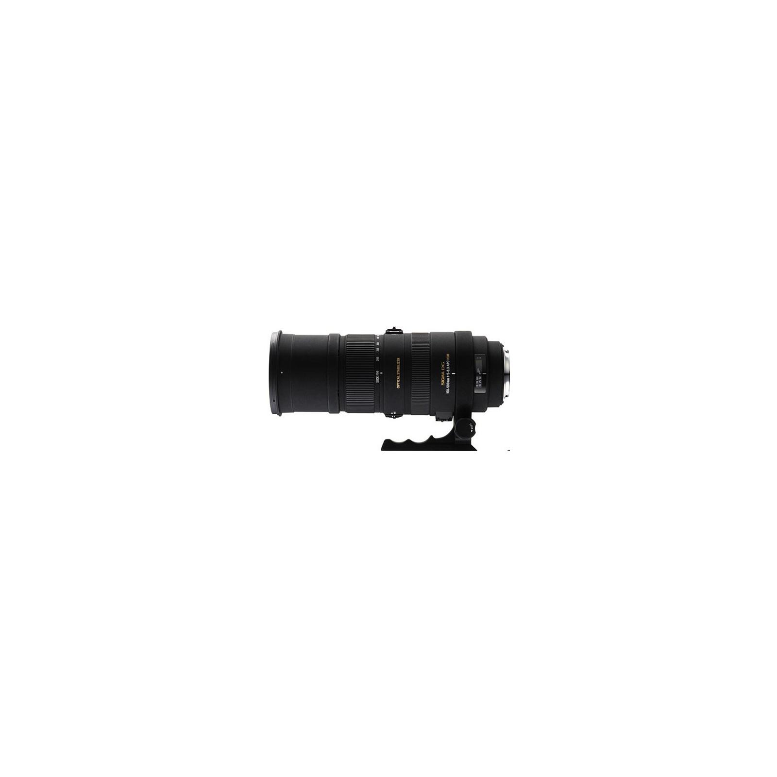 Объектив Sigma AF 150-500 mm F/5-6.3 APO OS DG HSM CANON (737954)