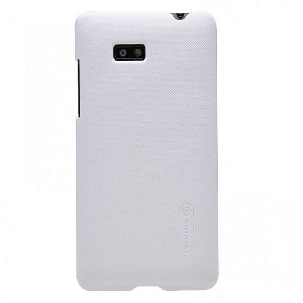 Чехол для моб. телефона NILLKIN для HTC Desire 600 /Super Frosted Shield/White (6065735)