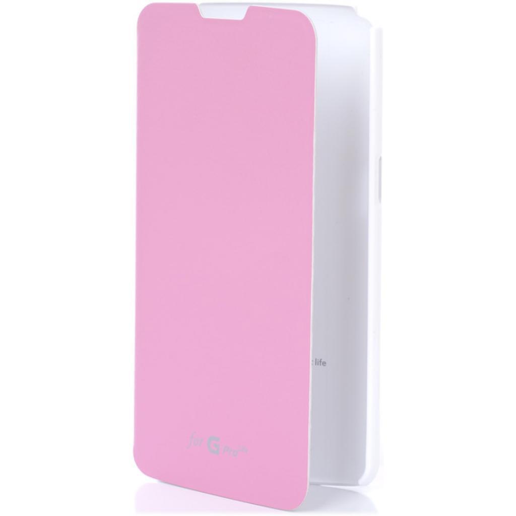 Чехол для моб. телефона VOIA для LG D686 Optimus G Pro Lite /Flip/Pink (6093489)