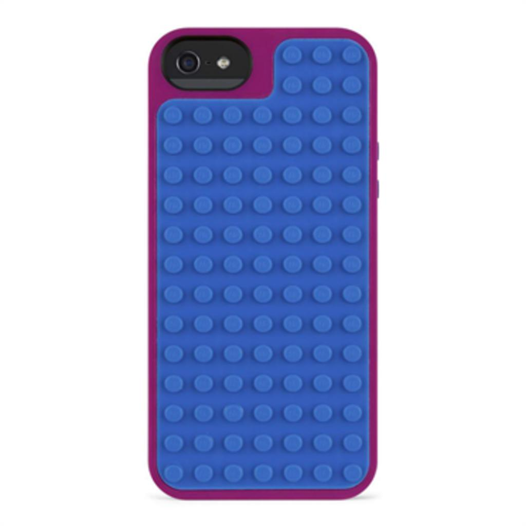 Чехол для моб. телефона Belkin iPhone 5/5s Pink Violet /LEGO Builder (F8W283vfC01)