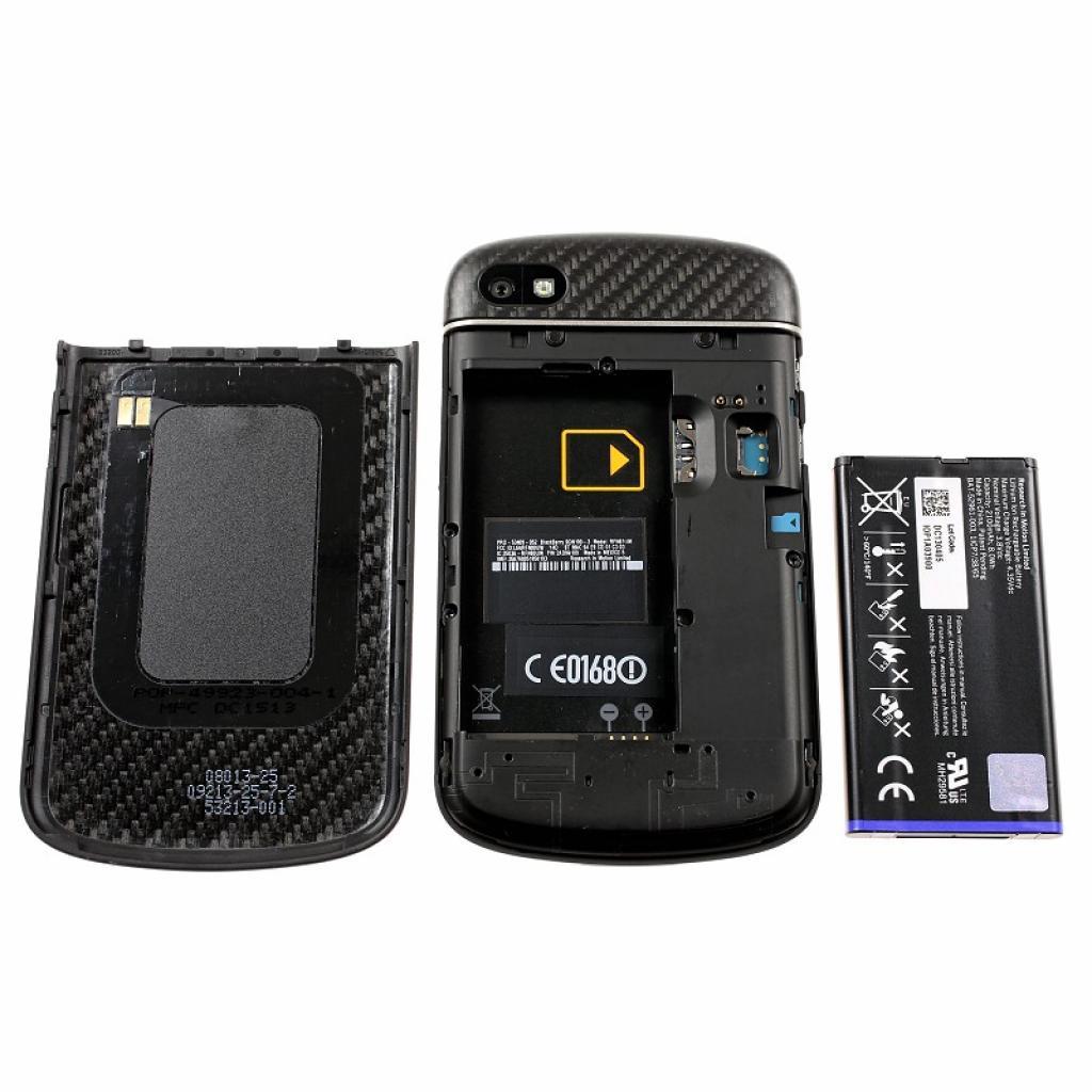 Мобильный телефон BlackBerry Q10 Black (PRD-53409-116) изображение 6