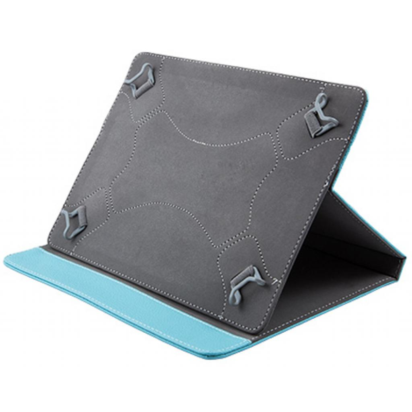 "Чехол для планшета Drobak 10""-10.1"" Universal Stand Blue (216885) изображение 3"