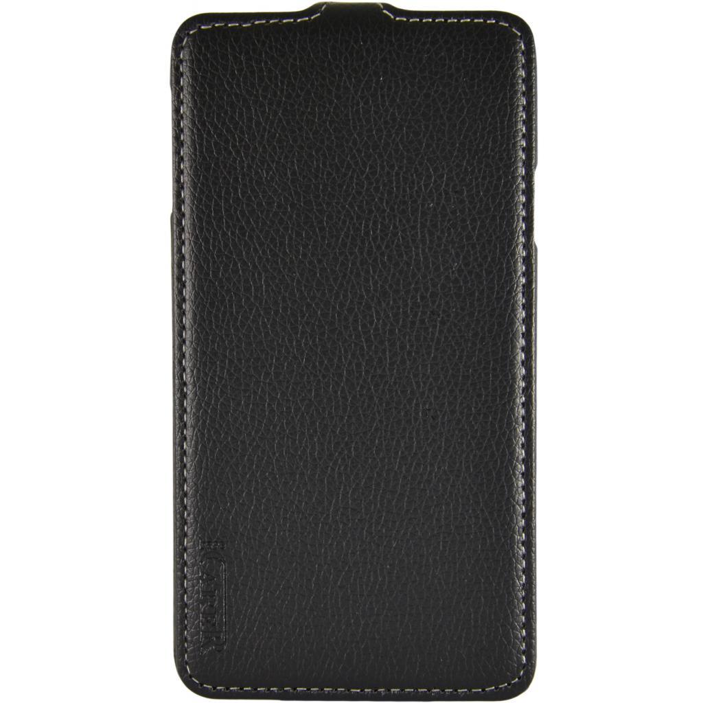 Чехол для моб. телефона Carer Base Samsung N7502 Galaxy Note 3 Neo Duos black (Carer Base N7502)