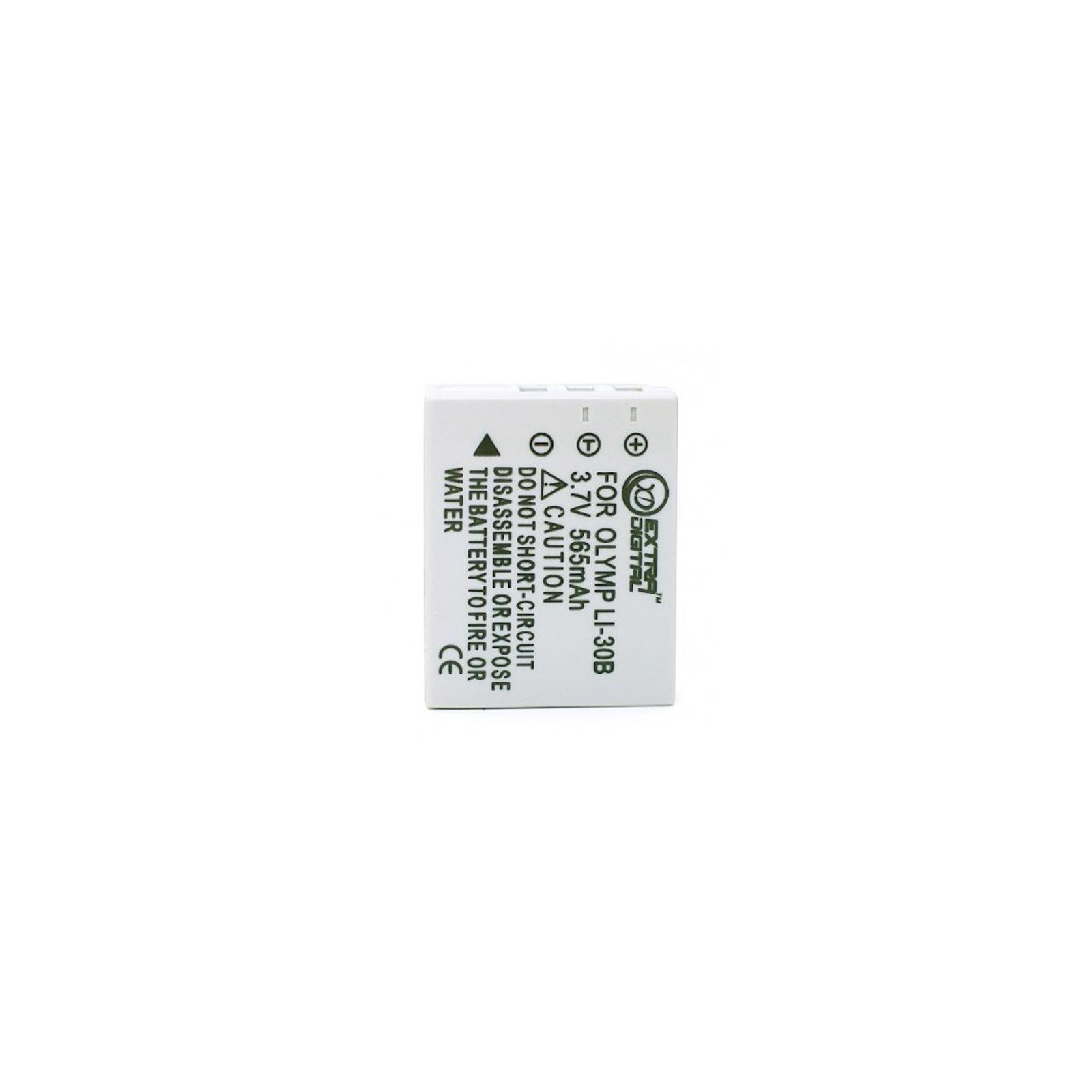 Аккумулятор к фото/видео EXTRADIGITAL Olympus Li-30B (DV00DV1058)