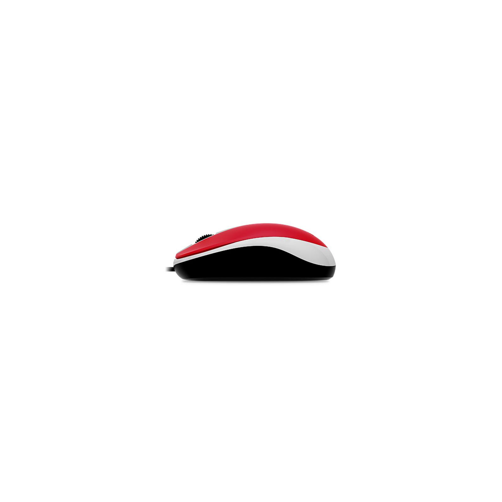 Мышка Genius DX-120 USB Red (31010105104) изображение 3