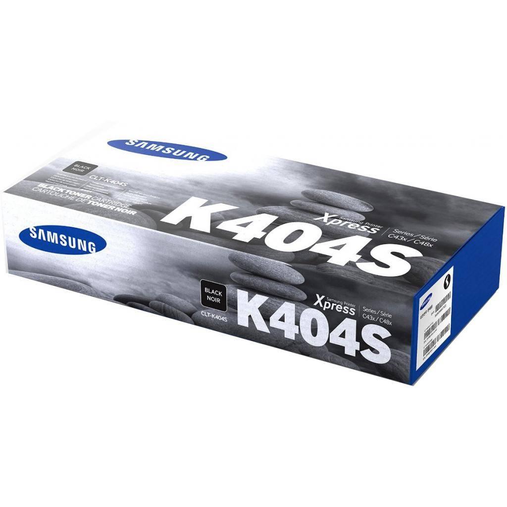 Картридж Samsung SL-C430W/C480W black (CLT-K404S) изображение 3