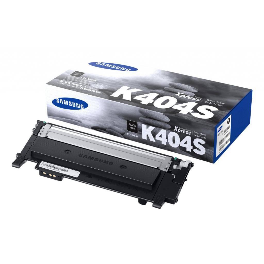 Картридж Samsung SL-C430W/C480W black (CLT-K404S)