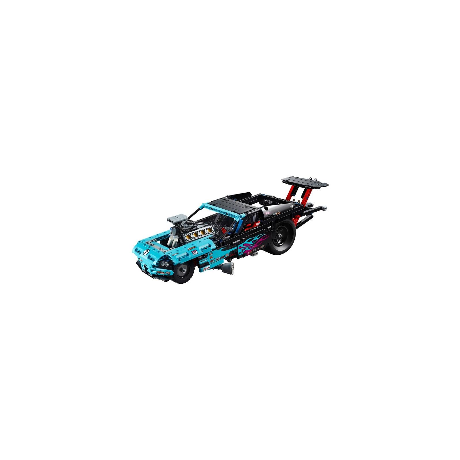 Конструктор LEGO Technic Драгстер (42050) изображение 2