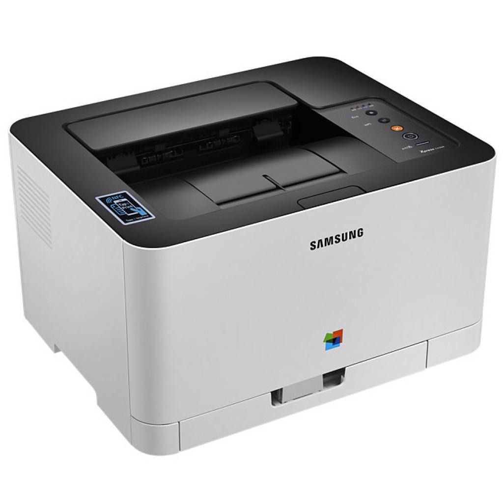 Лазерный принтер Samsung SL-C430W c Wi-Fi (SL-C430W/XEV) изображение 3