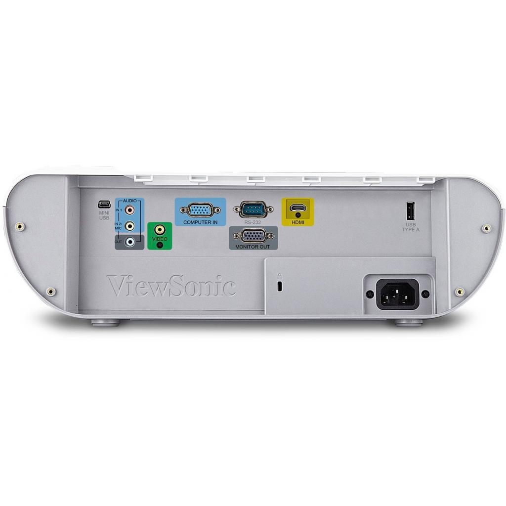 Проектор Viewsonic PJD7830HDL изображение 4