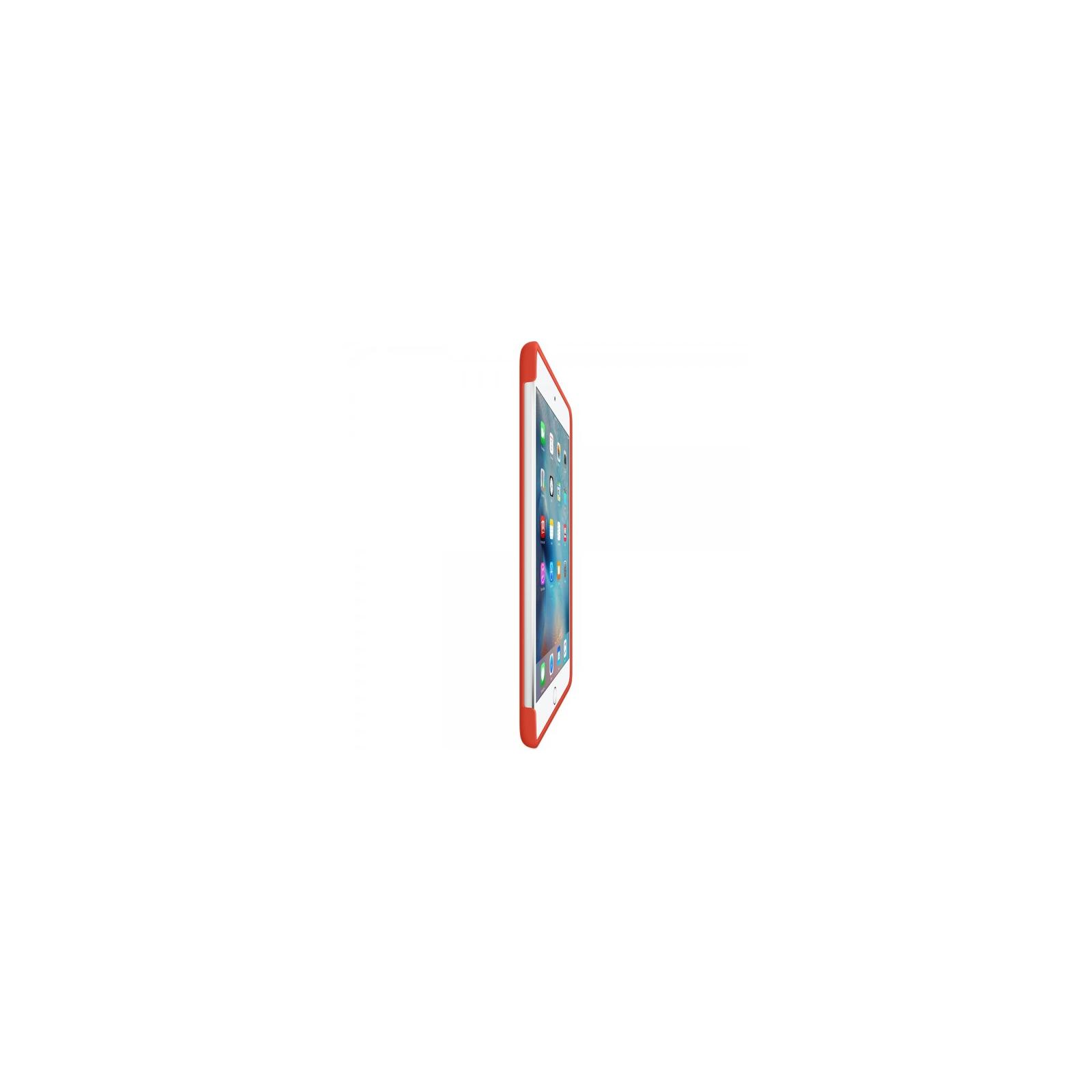 Чехол для планшета Apple iPad mini 4 Orange (MLD42ZM/A) изображение 3