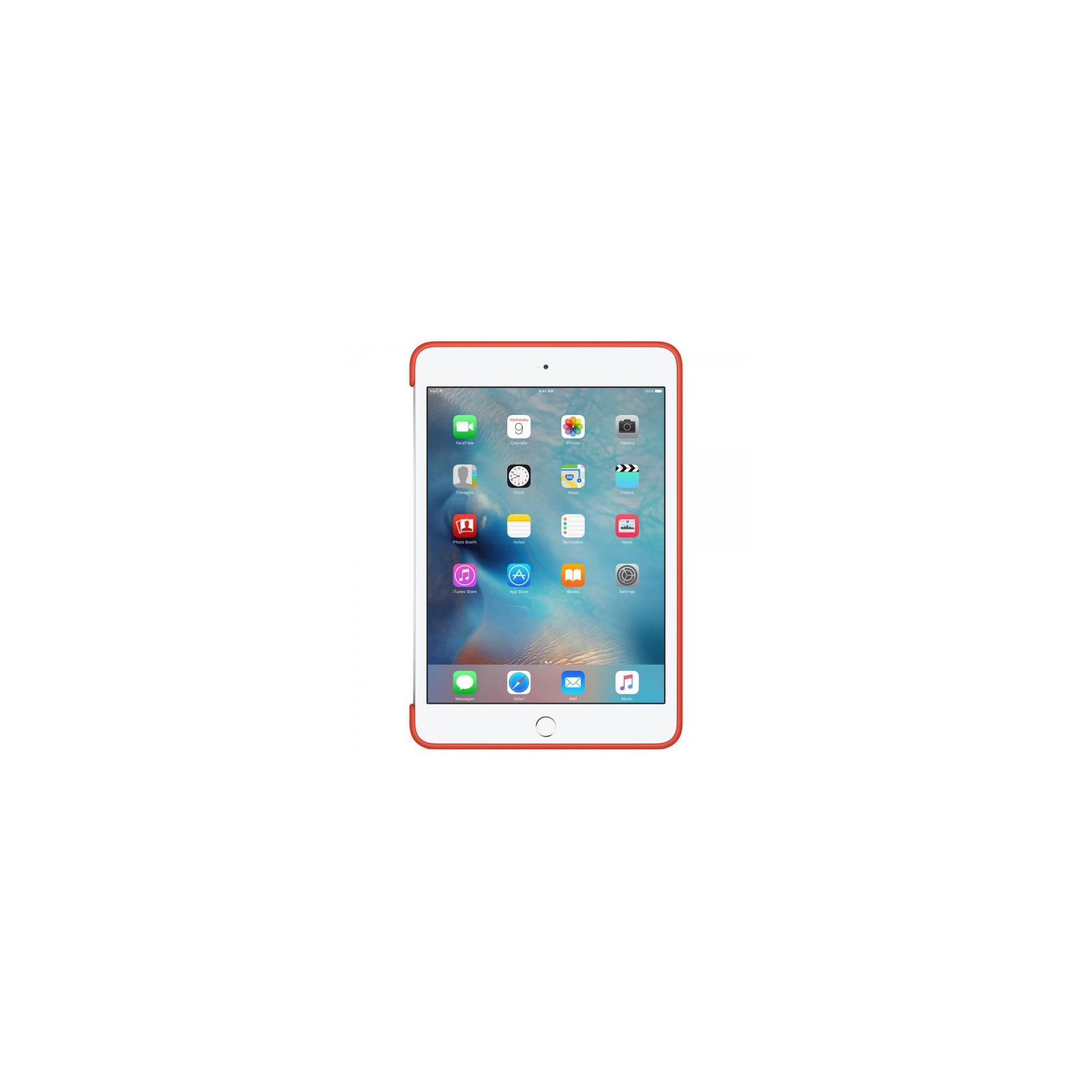 Чехол для планшета Apple iPad mini 4 Orange (MLD42ZM/A) изображение 4