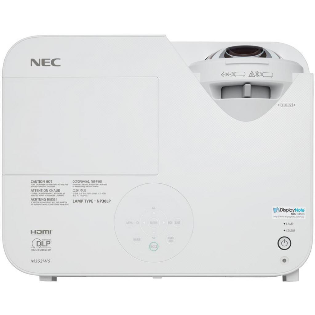 Проектор NEC M353WS (60003975) изображение 7