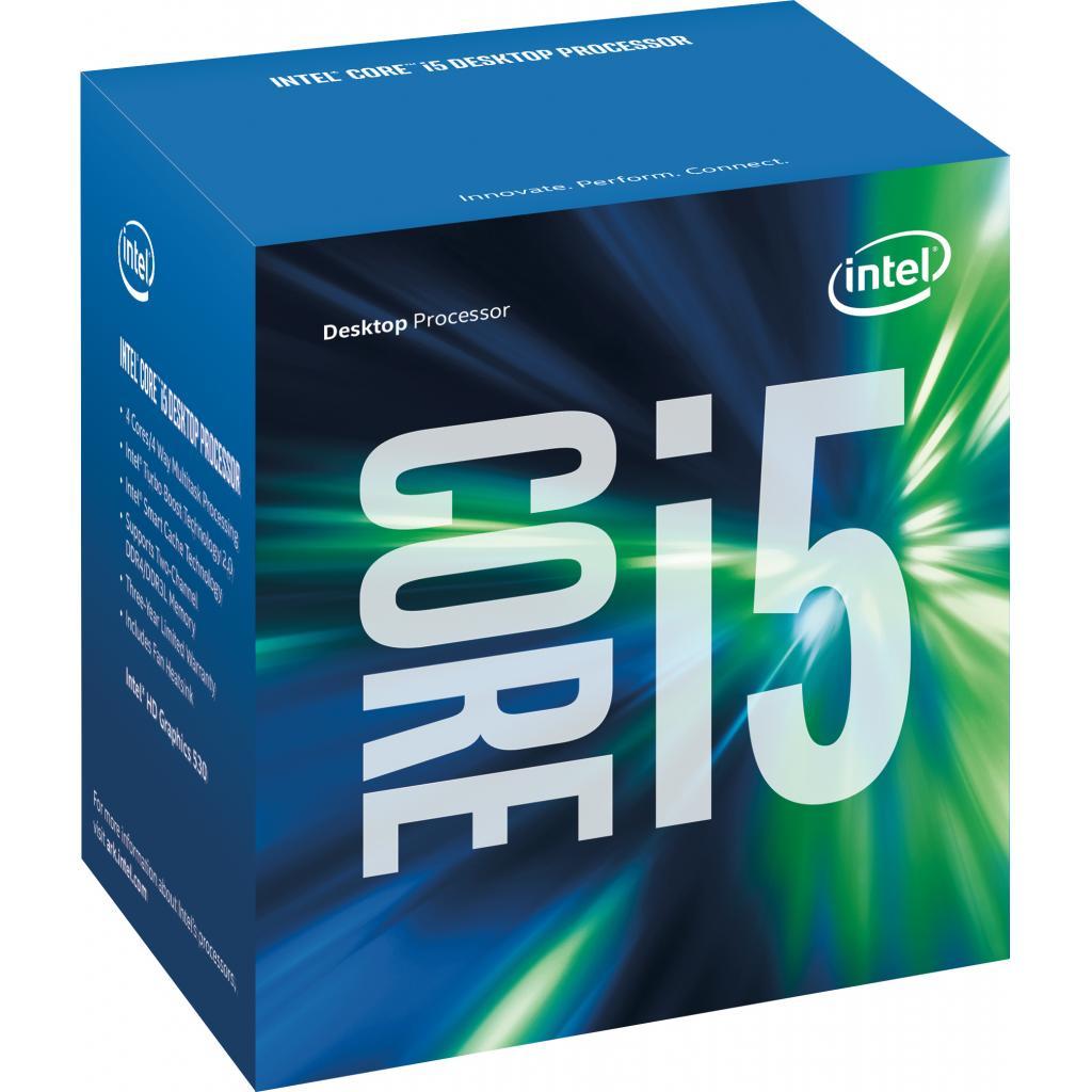 Процессор INTEL Core™ i5 6600T (BXC80662I56600T)