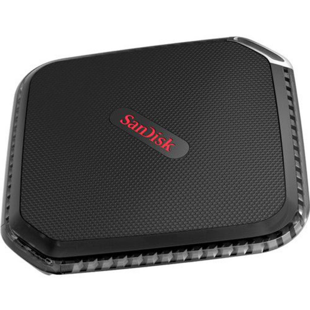 Накопитель SSD USB 3.0 480GB SANDISK (SDSSDEXT-480G-G25) изображение 3