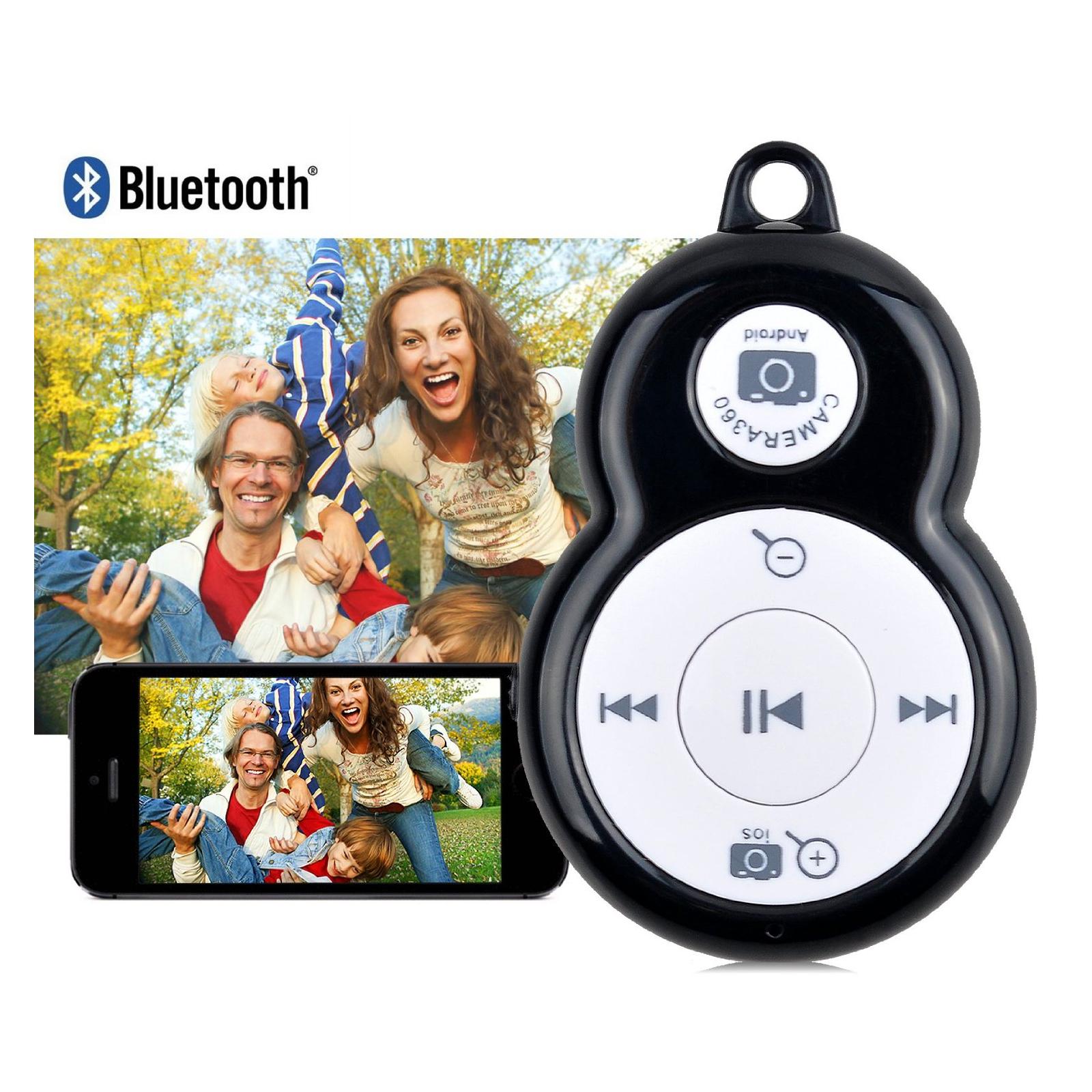 Пульт ДУ для фото- видеокамер Yunteng Bluetooth (Selfi + Music Remote Shutter) (37541) изображение 4