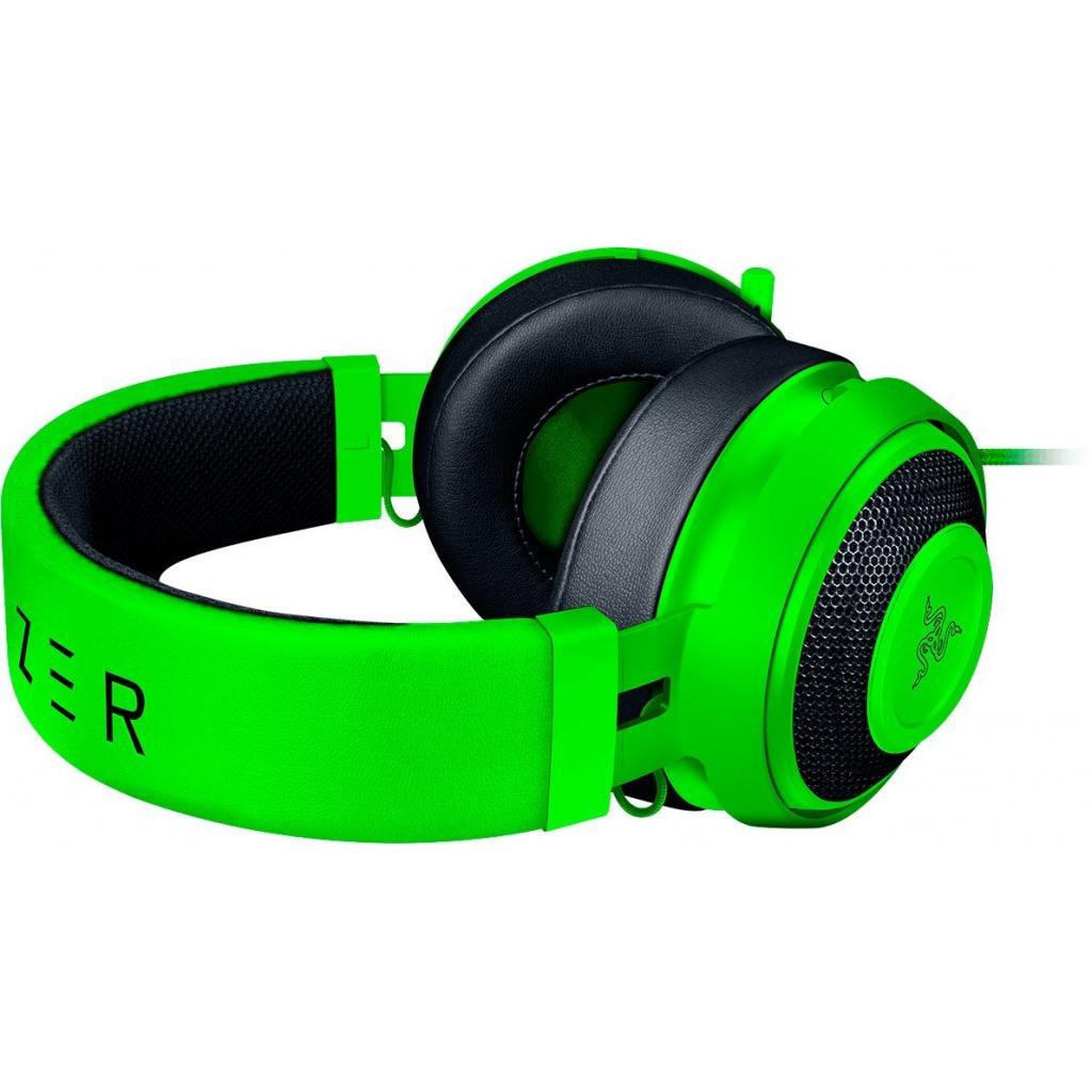 Навушники Razer Kraken Pro V2 Green (RZ04-02050300-R3M1) зображення 5 65c09058ec278