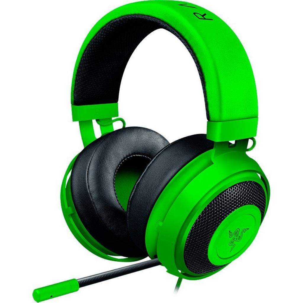 Навушники Razer Kraken Pro V2 Green (RZ04-02050300-R3M1) ціни в ... b440cfa1af011