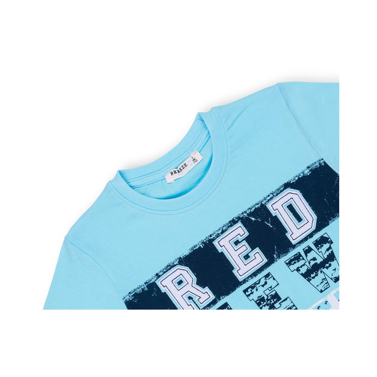 """Набор детской одежды Breeze """"RED NEW BLUE"""" (10263-128B-blue) изображение 7"""