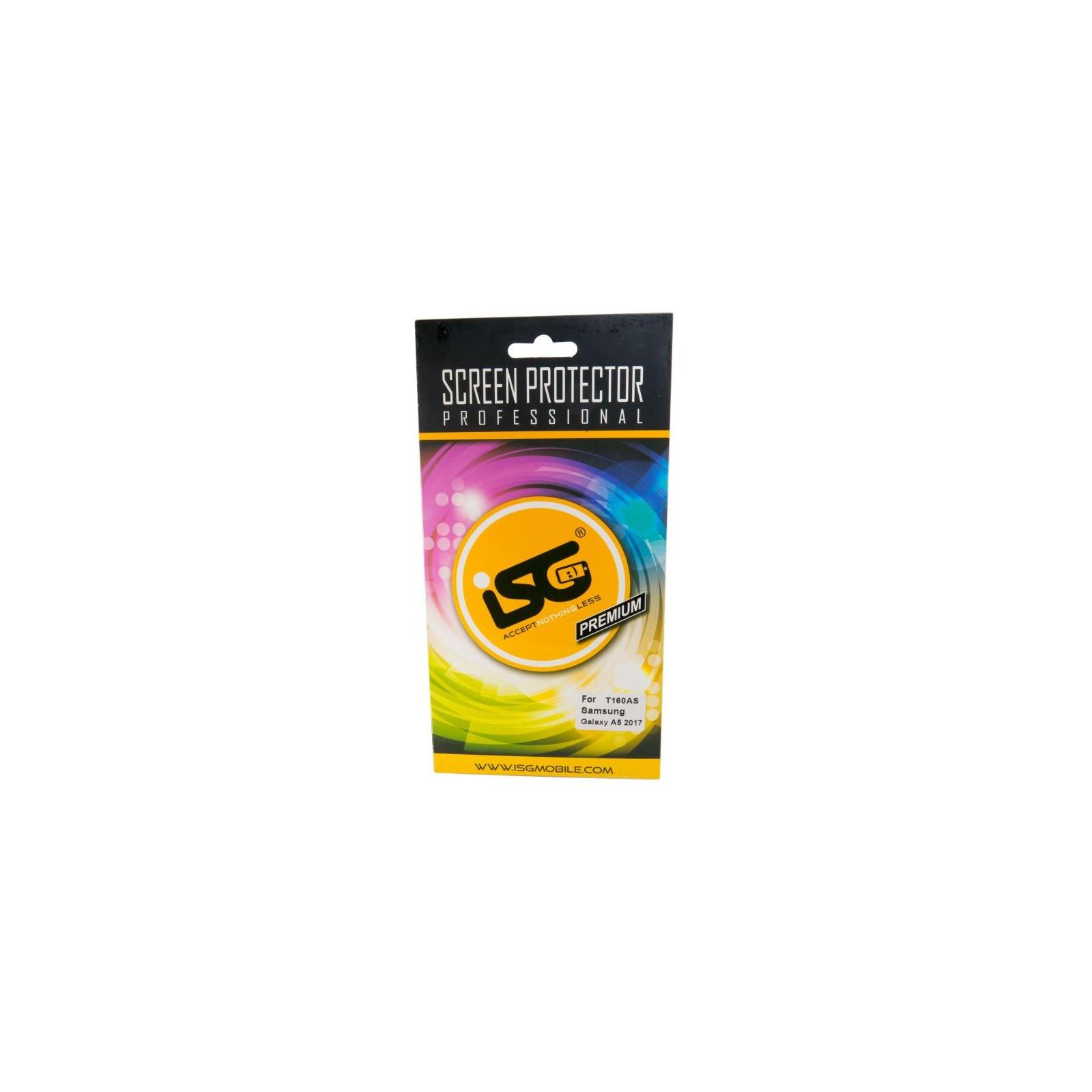 Пленка защитная iSG для Samsung Galaxy A5 2017 Duos SM-A520 (SPF4298)