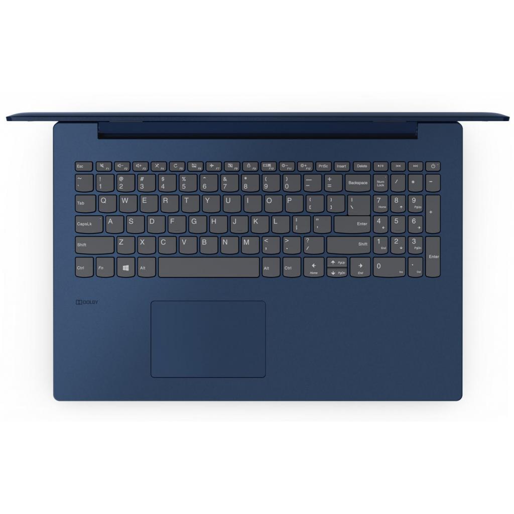 Ноутбук Lenovo IdeaPad 330-15 (81D100H9RA) изображение 4