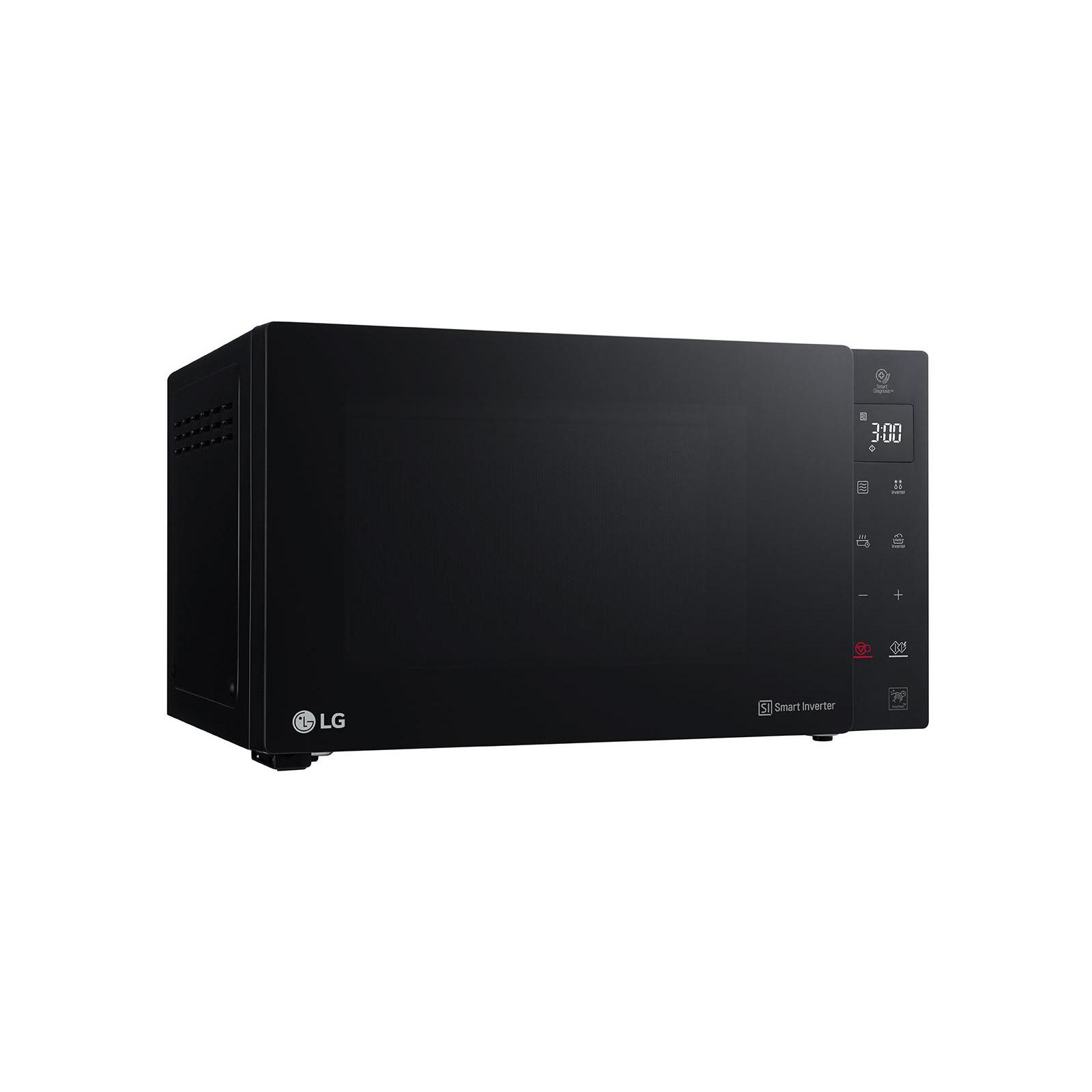 Микроволновая печь LG MS2535GIS изображение 2