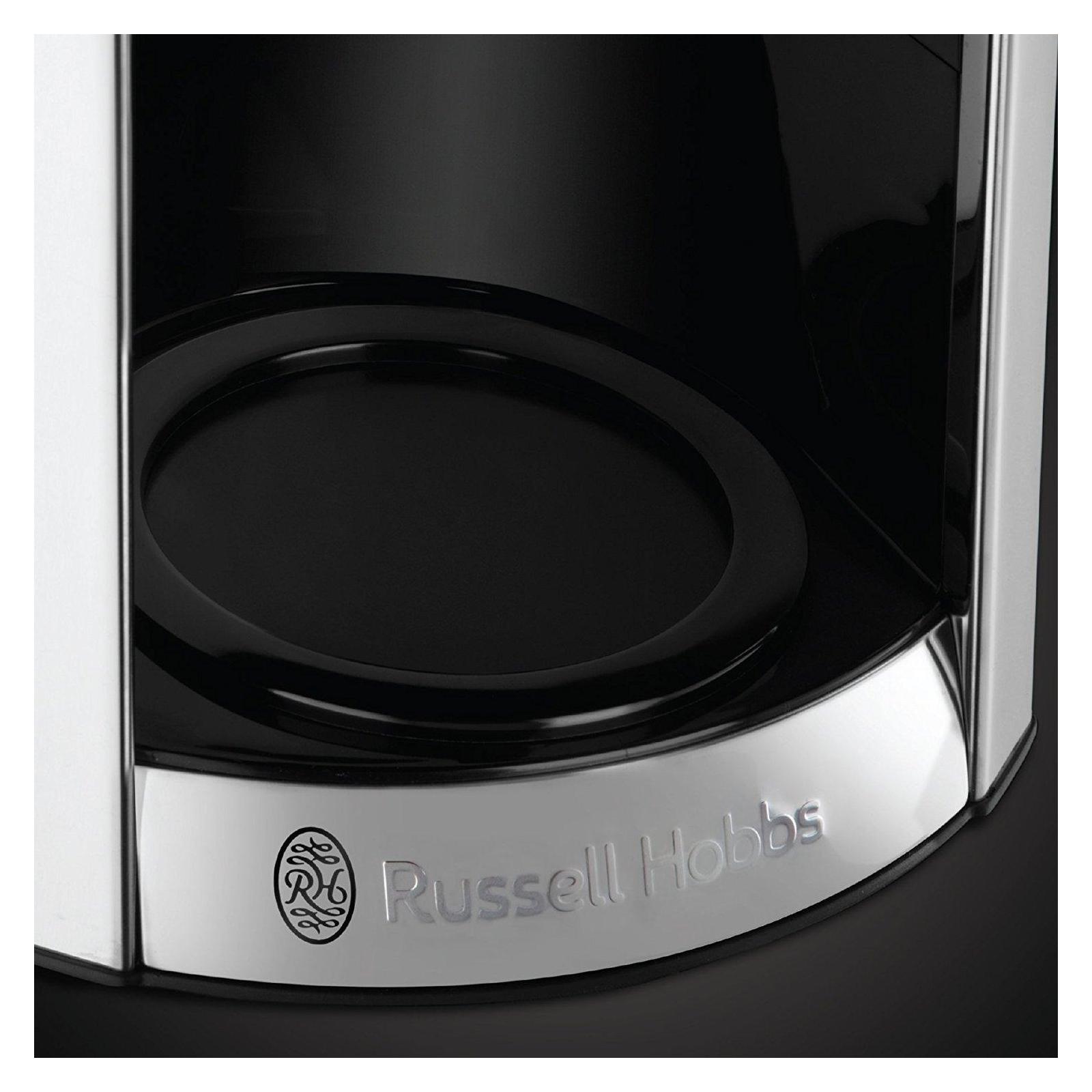 Кофеварка Russell Hobbs Moonlight Grey (23241-56) изображение 3