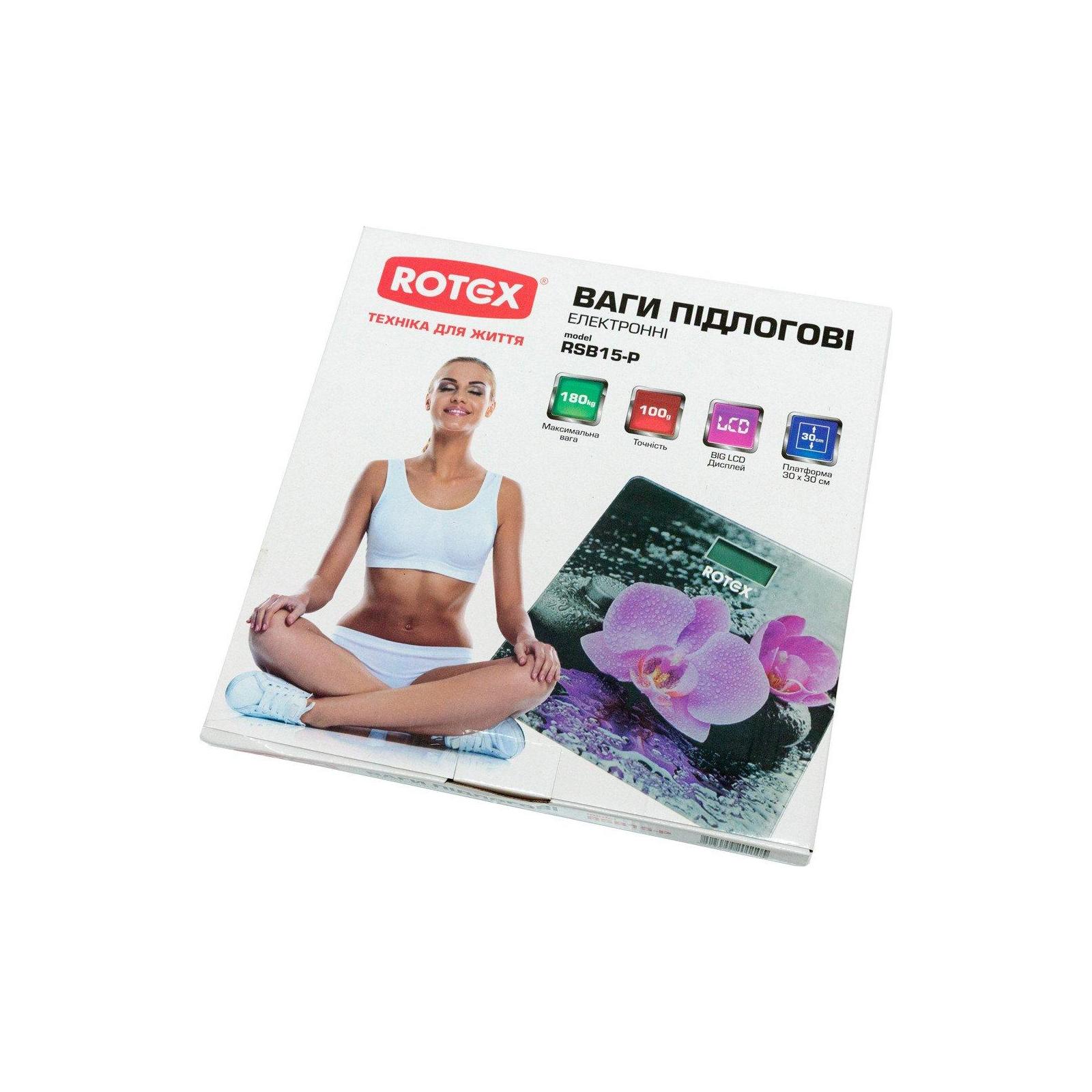 Весы напольные Rotex RSB15-P изображение 2