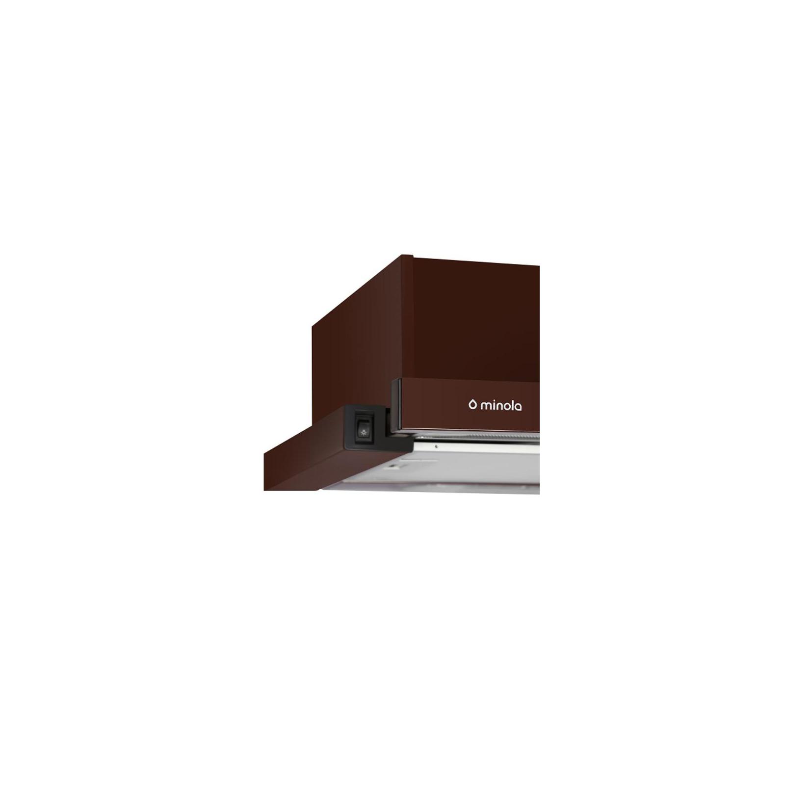 Вытяжка кухонная MINOLA HTL 6110 BR 630 изображение 4