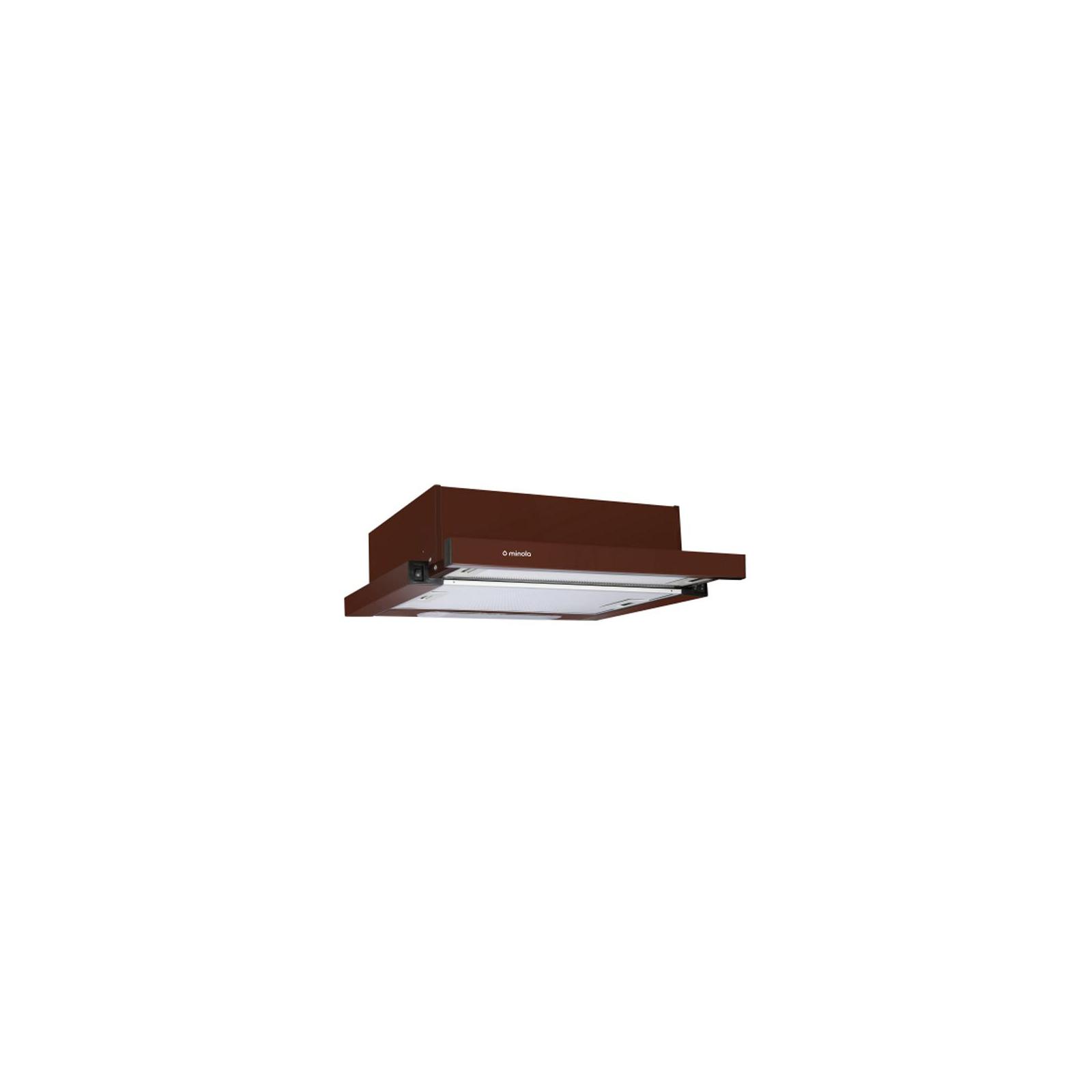 Вытяжка кухонная MINOLA HTL 6110 BR 630