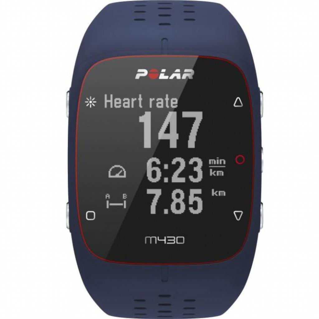 Смарт-часы Polar M430 GPS for Android/iOS Navy (90070084) изображение 2