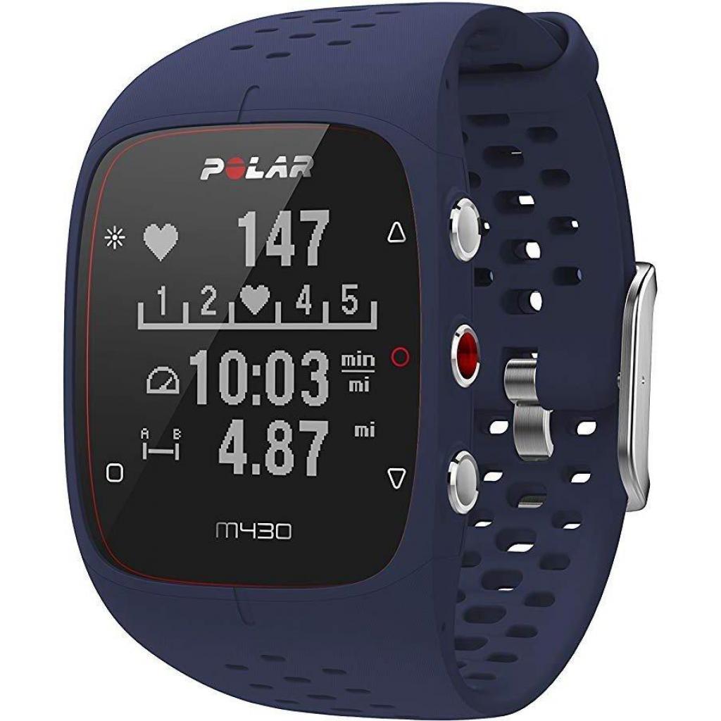 Смарт-часы Polar M430 GPS for Android/iOS Navy (90070084)