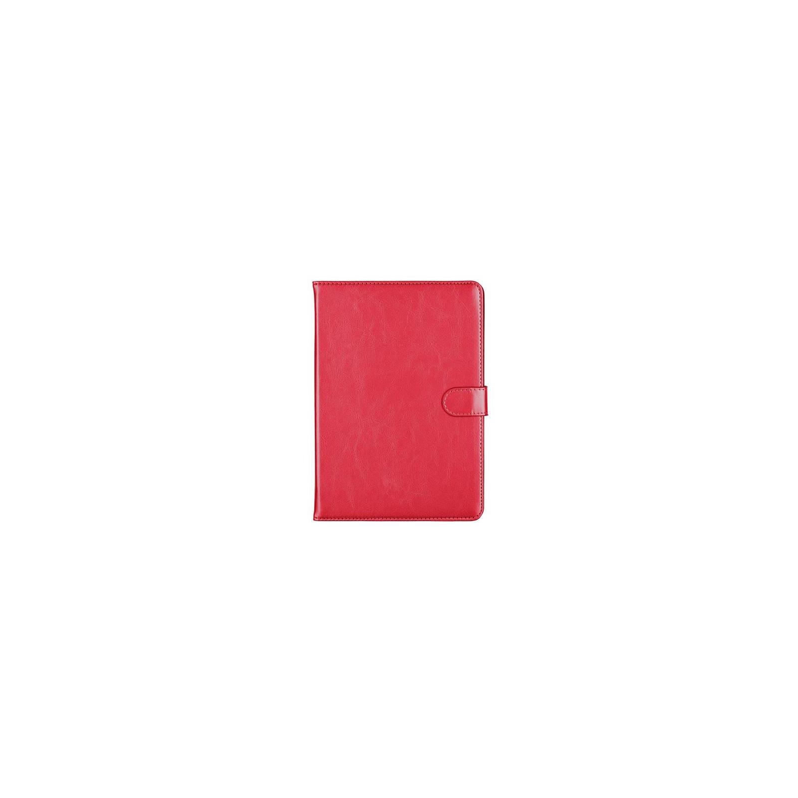 "Чехол для планшета 2E Basic Universal 9-10"", Deep Red (2E-UNI-9-10-OC-RD)"