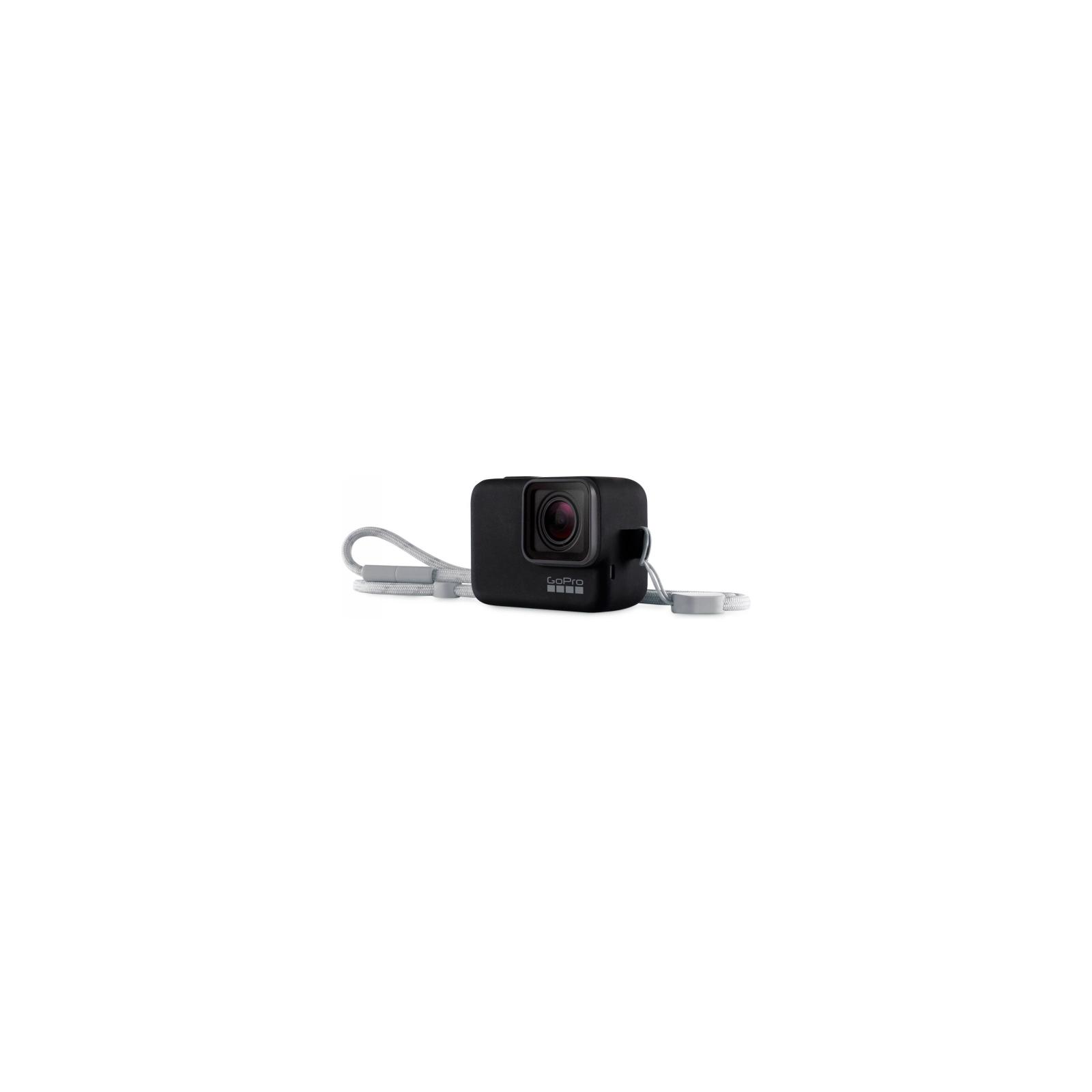 Аксессуар к экшн-камерам GoPro Sleeve & Lanyard (Black) (ACSST-001) изображение 3