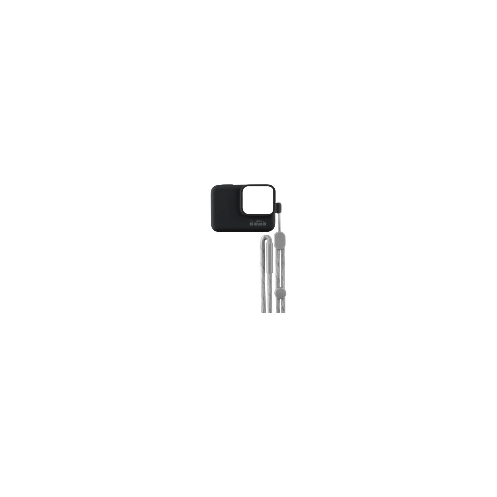 Аксессуар к экшн-камерам GoPro Sleeve & Lanyard (Black) (ACSST-001) изображение 6