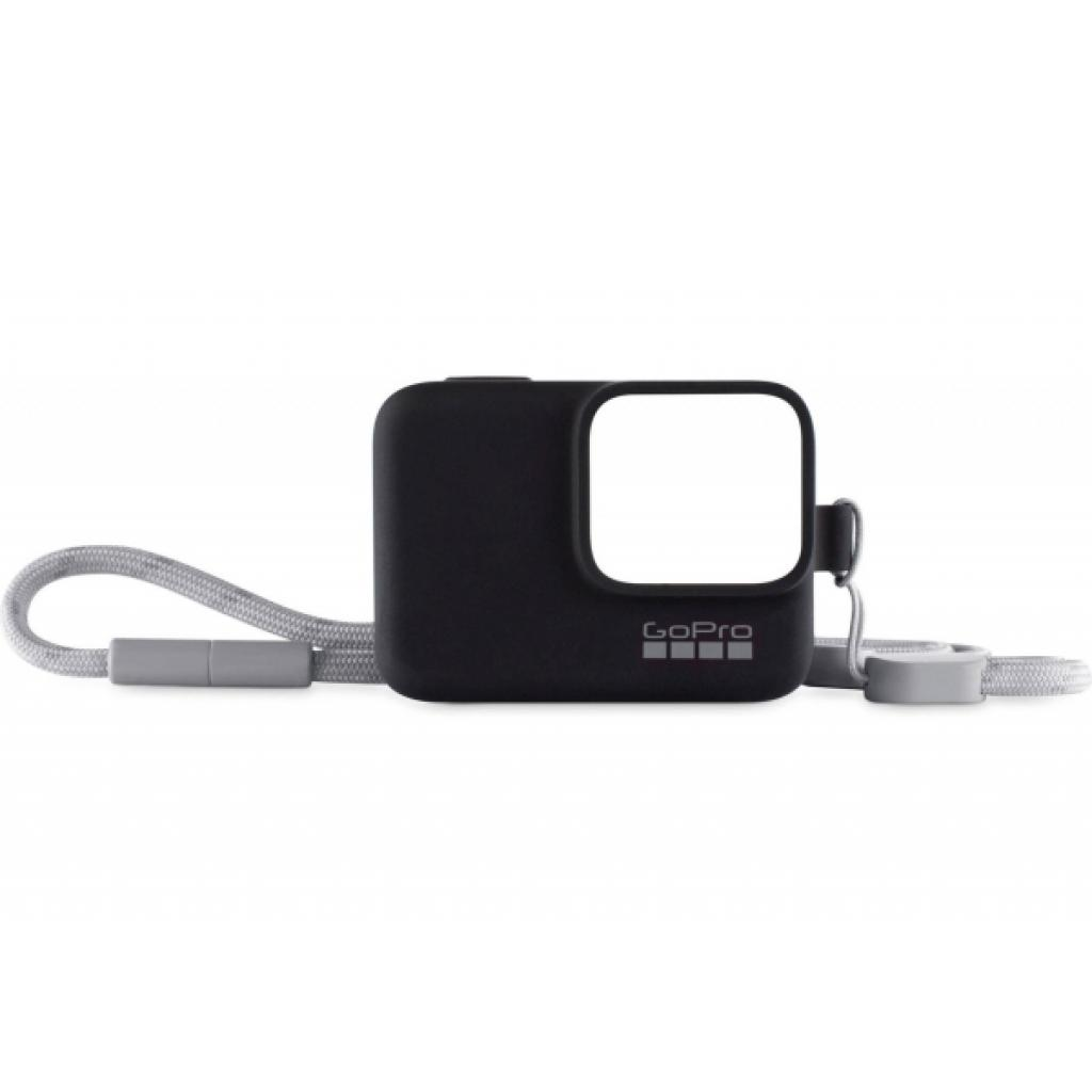 Аксессуар к экшн-камерам GoPro Sleeve & Lanyard (Black) (ACSST-001)