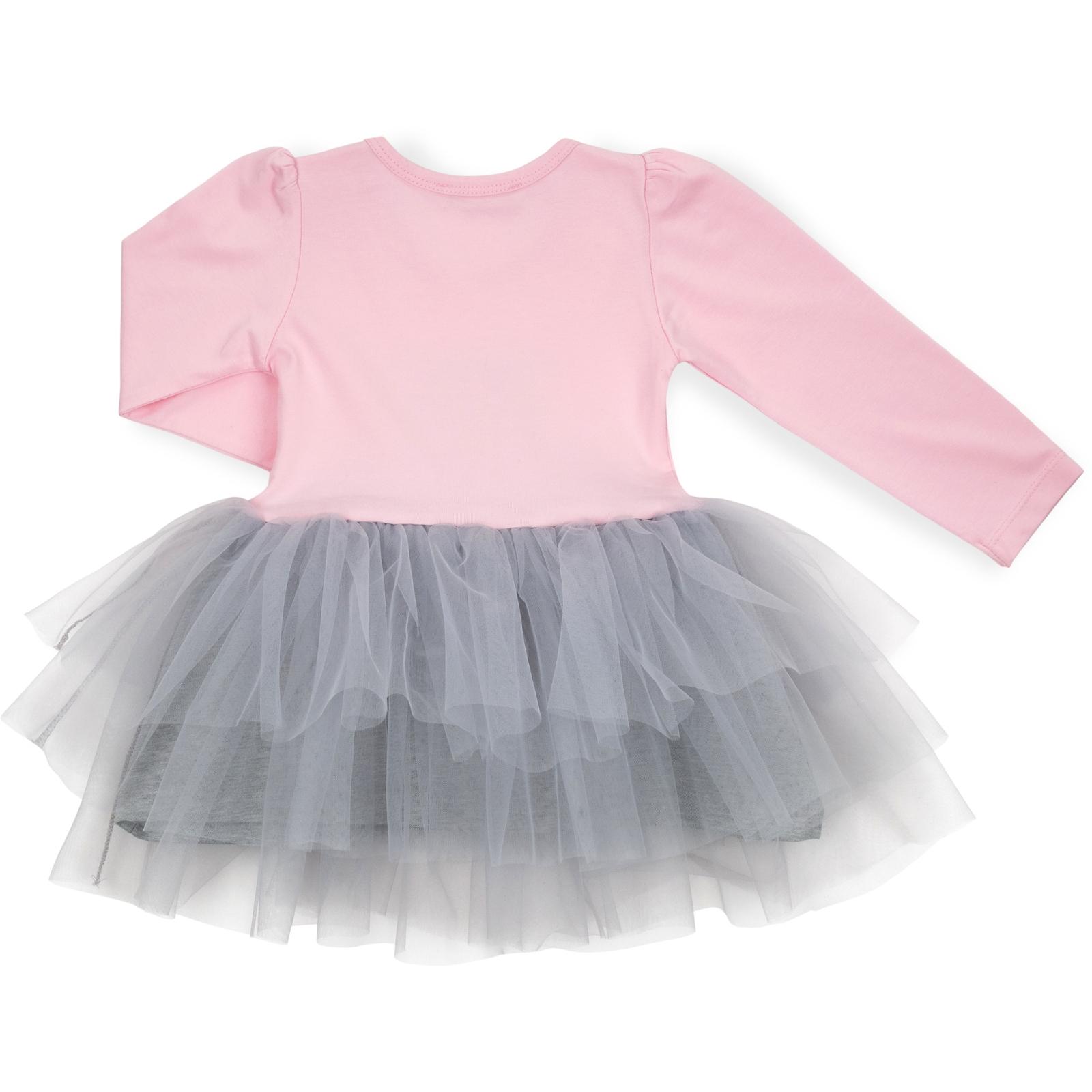 Платье Breeze с фатиновой юбкой (10498-80G-lpink) изображение 2