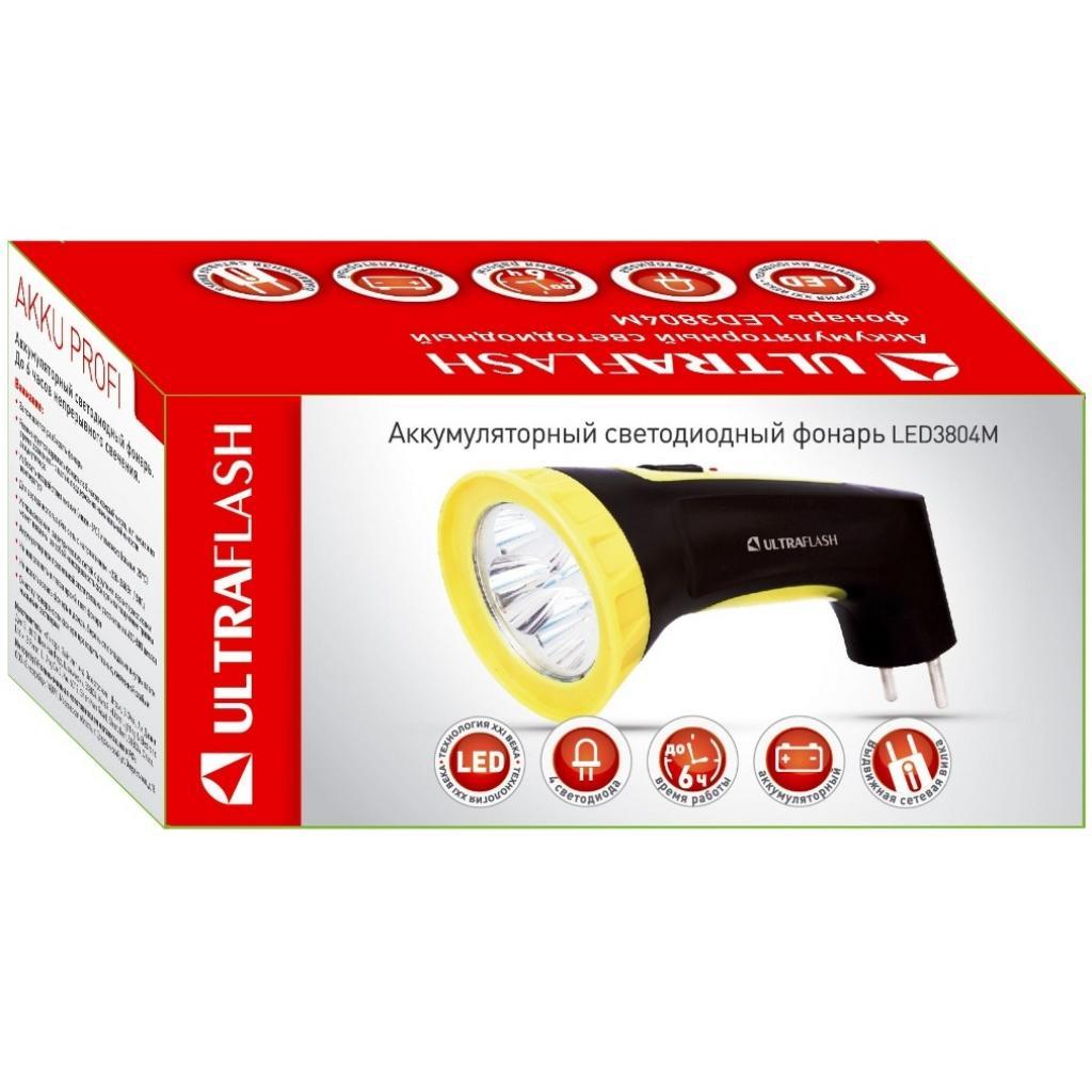Фонарь Ultra Flash LED3804M изображение 2