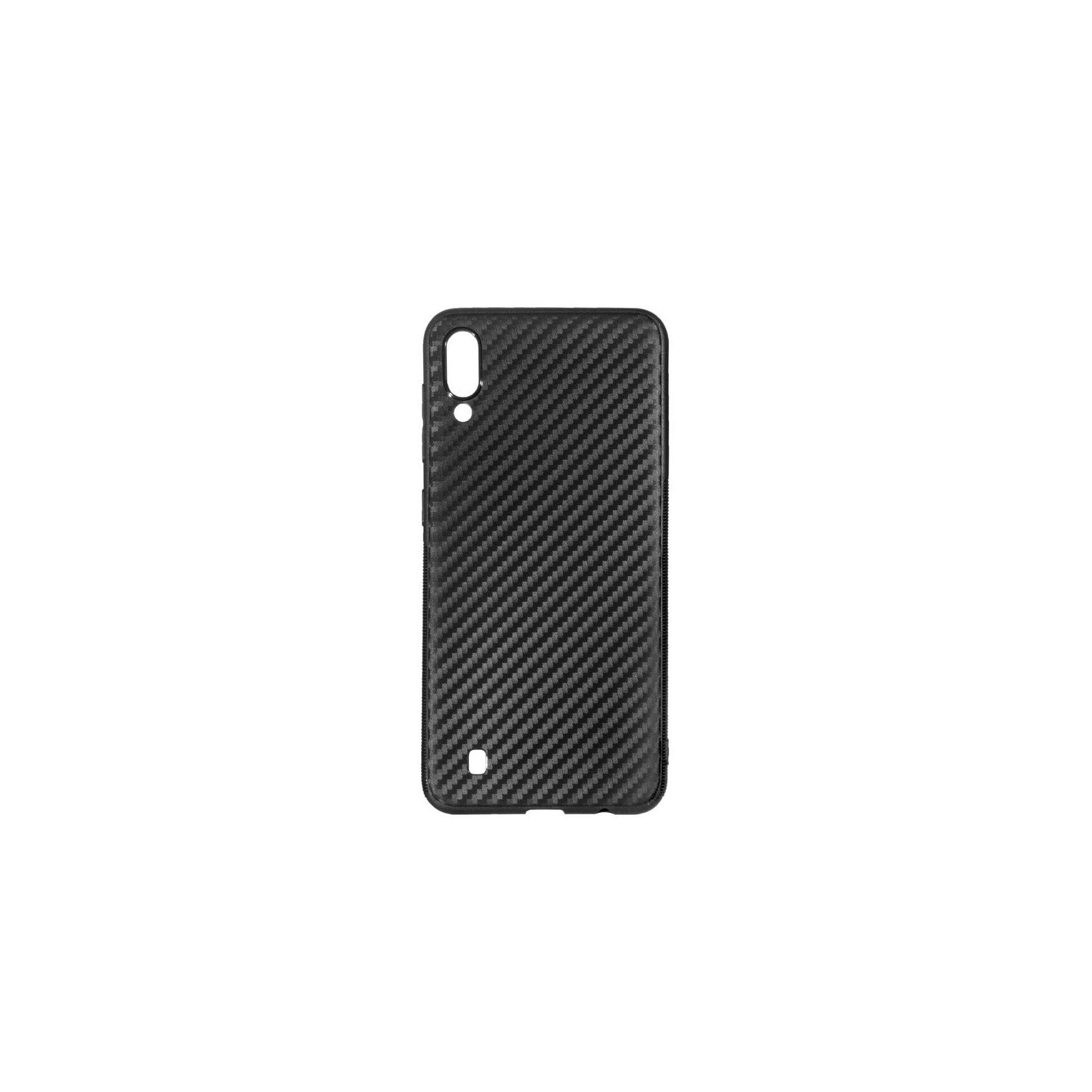 Чехол для моб. телефона ColorWay ColorWay TPU Сarbon для Samsung Galaxy M10 Black (CW-CTCBSGM105-BK)