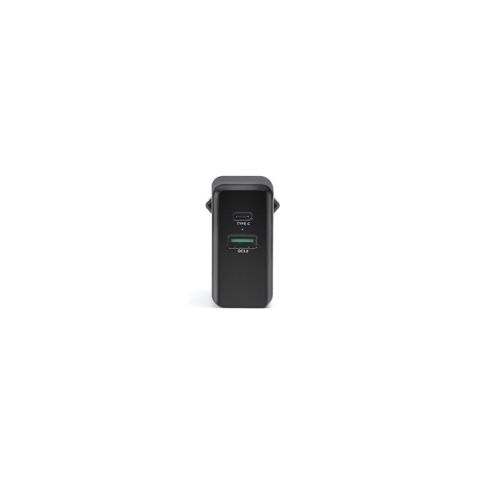 Зарядний пристрій REAL-EL CH-350 black (EL123160017) зображення 4