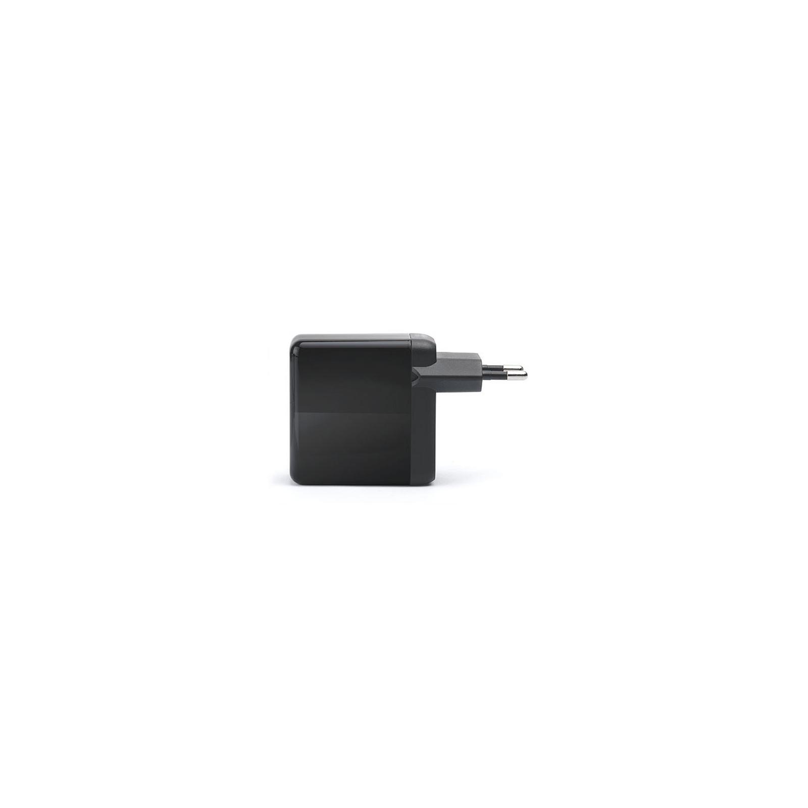Зарядний пристрій REAL-EL CH-350 black (EL123160017) зображення 5