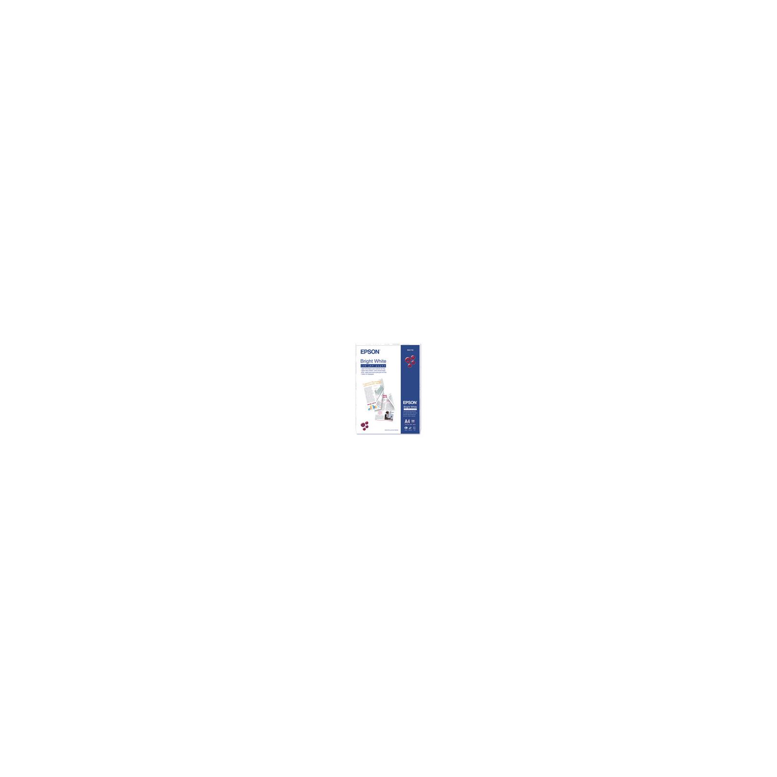 Бумага EPSON A4 Bright White (C13S041749)