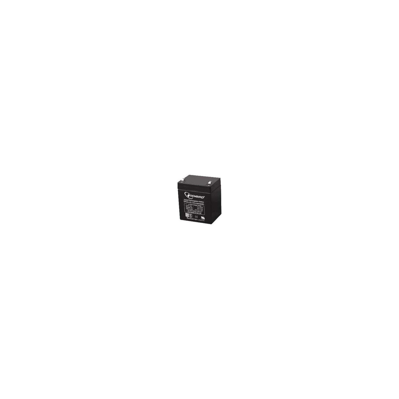 Батарея к ИБП 12В 4,5 Ач GEMBIRD (BAT-12V4.5AH)