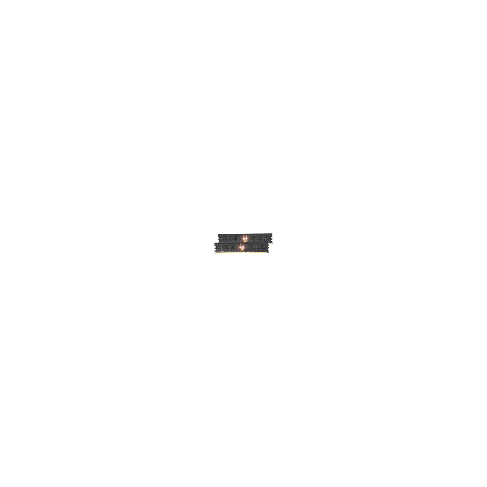 Модуль памяти для компьютера DDR2 4GB (2х2GB) 800 MHz GEIL (GB24GB6400C4DC)